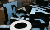 Объёмные буквы ALS+Elkamet